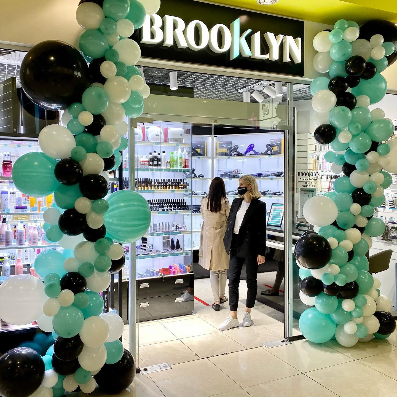 Магазин Brooklyn вже працює!