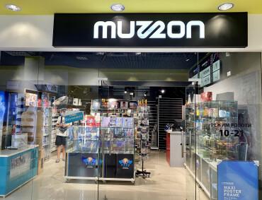Зустрічайте оновлений MUZZON!