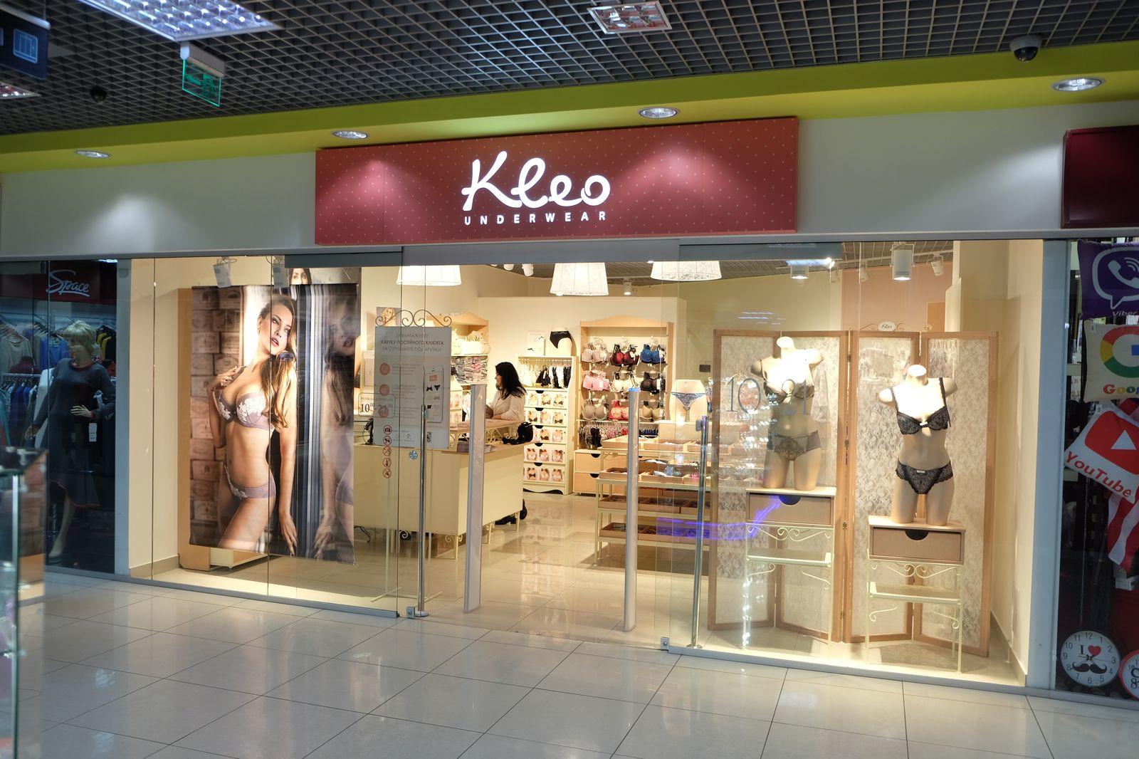 Вітаємо бренд Kleo в ТРЦ