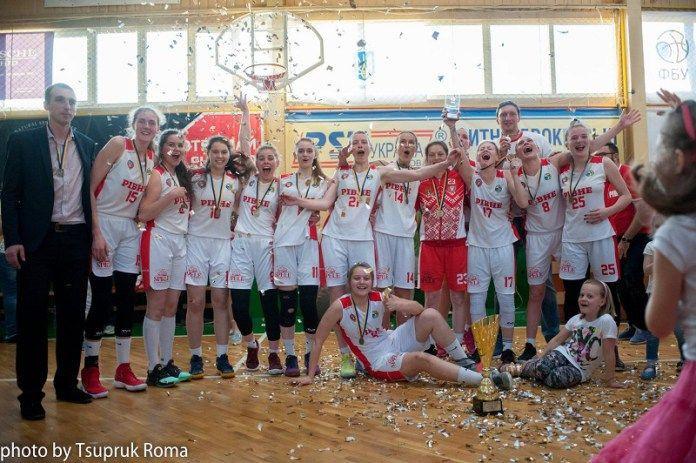 """БК """"Рівне"""" запрошує прийти і привітати Бронзових призерок Чемпіонату України"""