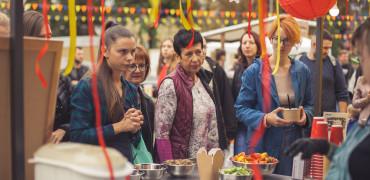 Фестиваль їжі Food.Fest PLAZA 8-9 вересня 2018р.