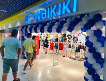 Оновлений та збільшений LC Waikiki відкрився в ТРЦ