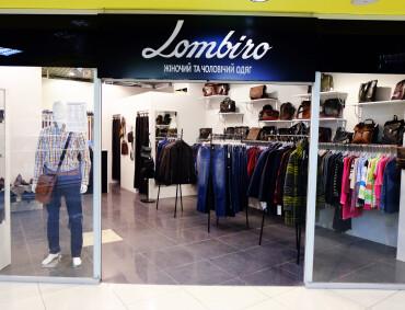 Відкрито магазин Lombiro!