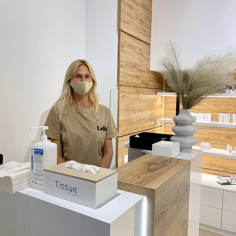 Зустрічайте новий магазин натуральної косметики Lelia!