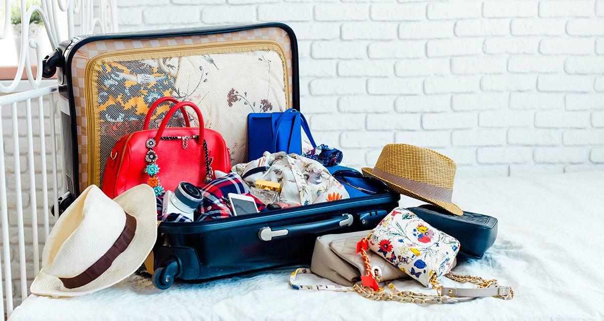 Як правильно зібрати валізу у відпустку?